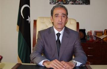 الحبيب الأمين - وزير الثقافة الليبي