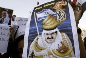 قطر تحرك الاخوان لاعادة رسم المنطقة