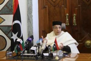"""محافظ مصرف ليبيا المركزي السيد """" الصديق عمر الكبير"""""""