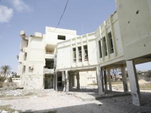 الشركة المصرية ستوفر مستلزمات إعادة البنية التحتية لمدينة مصراتة