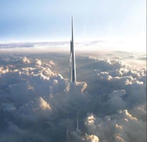 برج المملكة في جدة