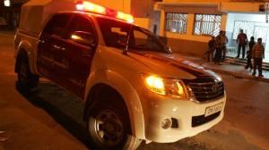 صورة أرشيفية لسيارة شرطة ليبية