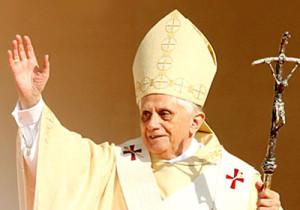 بابا الفاتيكان بنديكت السادس عشر