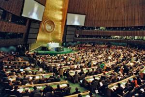 أعضاء الأمم المتحدة