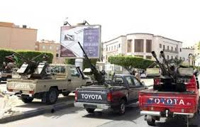 حصار جديد لوزارة الخارجية من قبل المسلحين