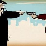 كاريكاتير: مغير وين وزير الداخلية يطلع نشوفوه تهبا الريح