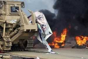 الوجه الحقيقي للاخوان يتضح تدريجيا في مصر