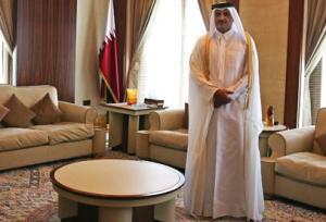 """أمير قطر الشيخ """"تميم"""" متهم بدعم العنف في مصر"""