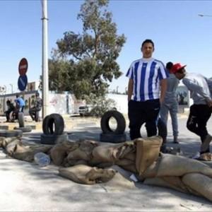 أحداث العصيان المدني في بنغازي