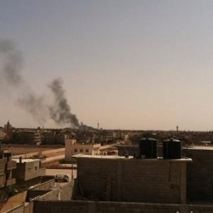 قتال عنيف للسيطرة على بنغازي