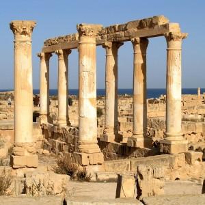 آثار ليبيا تحت خطر الزوال