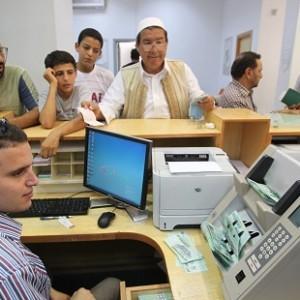 تصاعد ظاهرة سرقة المصارف في ليبيا