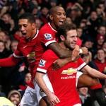 مانشستر يونايتد يواصل نغمة الفوز في الدوري الانكليزي