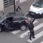 بالفيديو: مشاهد جديدة للهجوم على الصحيفة الفرنسية