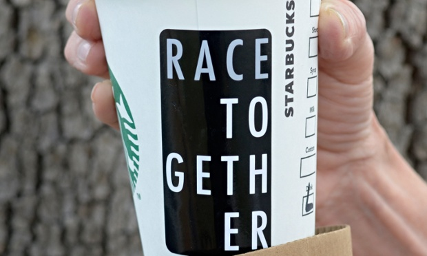 Starbucks 'Race Together' Campaign Draws Backlash