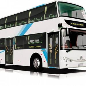 استخدام الحافلات مزدوجة الطوابق