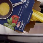 بالفيديو: مكرونة جديدة تمتص الماء وتطهى في دقائق