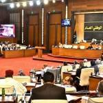 «المؤتمر الوطني» يصوت على الميزانية العامة لسنة 2015