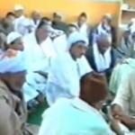 فيديو.. مأذون مصري يسقط ميتا أثناء عقد قران عروسين