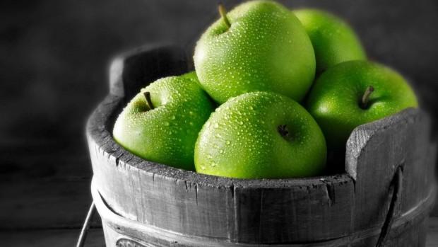 فوائد الإكثار تناول التفاح الأخضر