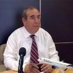 فيديو.. لقاء مع رئيس شركة الخطوط الجوية الأفريقية