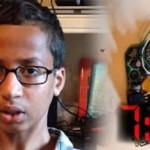 الطفل أحمد مبتكر الساعة يطلب 15 مليون دولار كتعويض