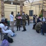 السلطات الجزائرية تحقق في حريق أودى بحياة 18 لاجئاً أفريقياً