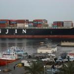 مصر.. قناة جانبية جديدة لميناء شرق بورسعيد