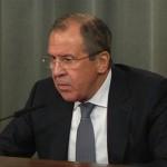 لافروف: إسقاط المقاتلة الروسية لن يمر بدون رد