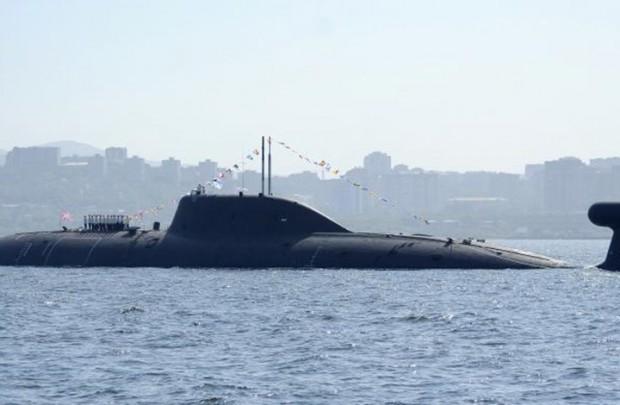 الغواصة مزودة بصواريخ شبيهة بتلك التي استخدمتها روسيا لقصف سوريا -انترنت