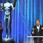 دي كابريو.. جائزة جديدة عن فيلمه «ذا ريفينانت»