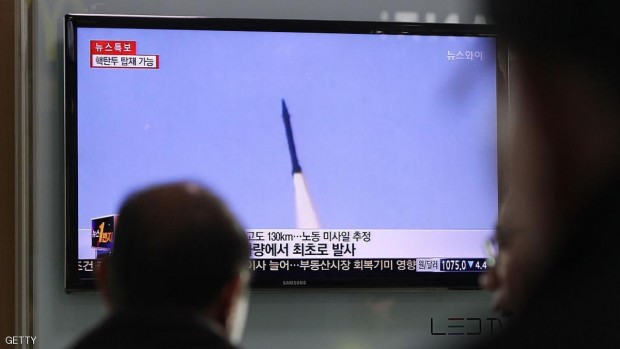 بيونغيانع تتوعد بإطلاق مزيد من الصواريخ