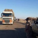 طريق الكفرة جالو يشهد هدوء بعد طرد مليشيات العدل والمساوة