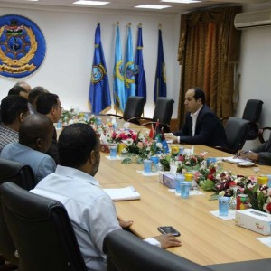 الرئاسي يلتقي مندوبي شركات الخدمات العامة في طرابلس