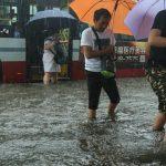 الصين.. أمطارٌ غزيرة تتسبّب في أضرارٍ كبيرةٍ في بكين