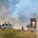 إشتباكات عنيفة بين قوات الكرامة وشورى بنغازي بالمحور الغربي