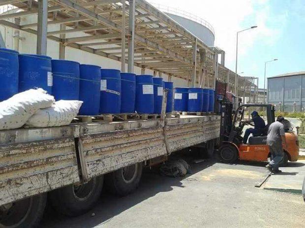نتيجة بحث الصور عن محطة تحلية المياه في درنة