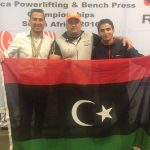 ليبيا تحصد الذهب والفضة في بطولة أفريقيا للقوة البدنية