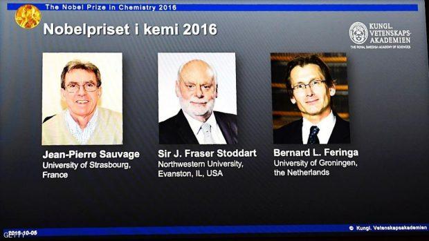 3 علماء فازوا بالجائزة