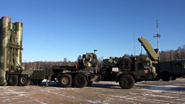 """روسيا نشرت صواريخ """"أس-300"""" في سوريا"""