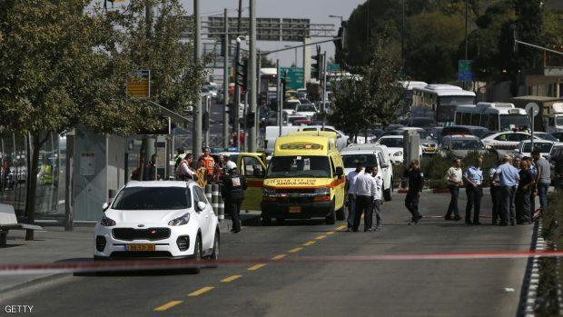 الشرطة الإسرائيلية أغلقت منطقة الهجوم