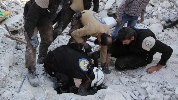 الغارة استهدفت مدرسة في إدلب
