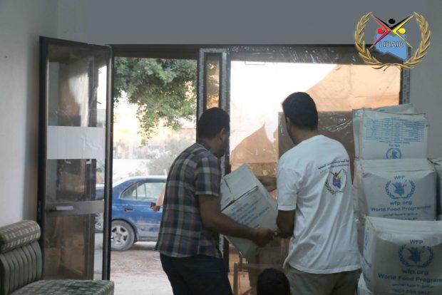 ارشيفية (الهيئة الليبية للاغاثة)