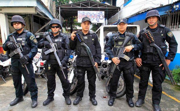 الشرطة الماليزية في حالة تأهب