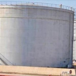 الوطنية للنفط تعلن عن إنشائها لخزان وقود بسعة 30 ألف متر مكعب بطبرق
