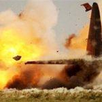 تنظيم الدولة يُعلن اسقاط طائرة للنظام السوري قرب تدمر