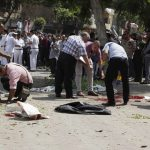 مقتل 6 عناصر من الأمن المصري في انفجار بالقاهرة