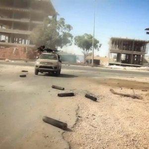 مقتل قائد ميداني من قوات الكرامة باشتباكات في بنغازي