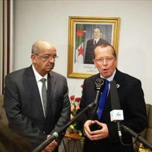 بعد لقائه بمساهل.. كوبلر: 2017 سنة القرارات والسلام لليبيين