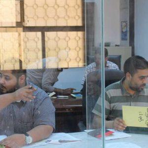 جوازات الغيران -مصراته تُعلن عن اصدارها 19 ألف جواز سفر منذ مايو الماضي